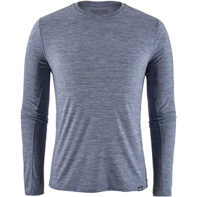 Patagonia Cap Cool Lightweight LS Shirt Herr classic navy